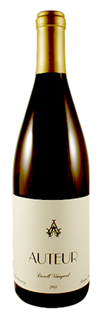 Auteur Chardonnay Durrell Vineyard 2011 750ml